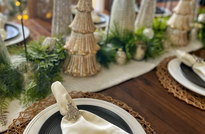 Table Scapes: Get Creative for Your Next Event